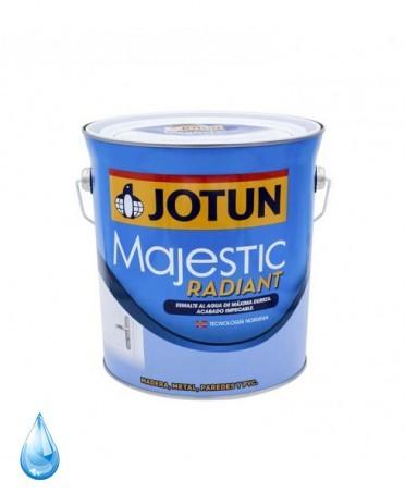 Esmalte SATINADO COLORES al Agua  MADERA y METAL MAJESTIC RADIANT  JOTUN