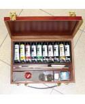Caja de 10 oleos titan extrafino 40-ol