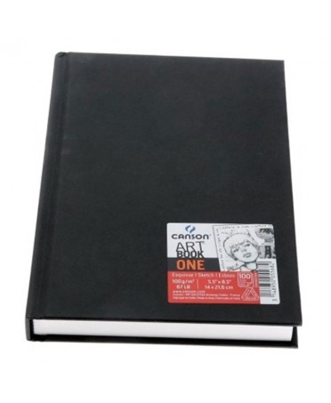 Bloc Canson One Art Book de 100 gramos