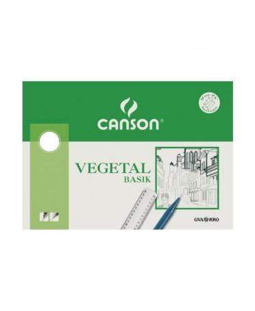 Pack de papel vegetal Basik Canson 90 gramos