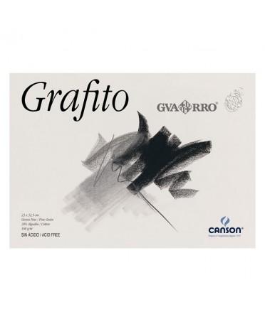 Hojas para grafito Guarro Canson 50x70 cm 160 gramos