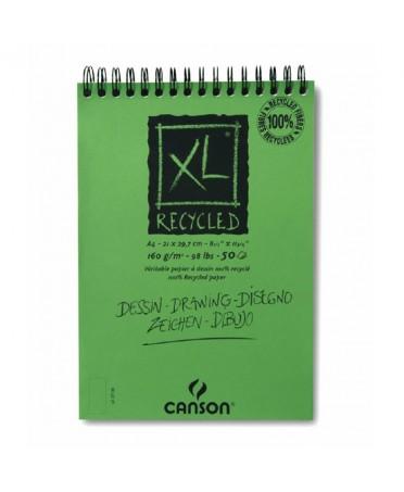 Bloc XL Reciclado Canson A4 (21x29,7) 160 gr.