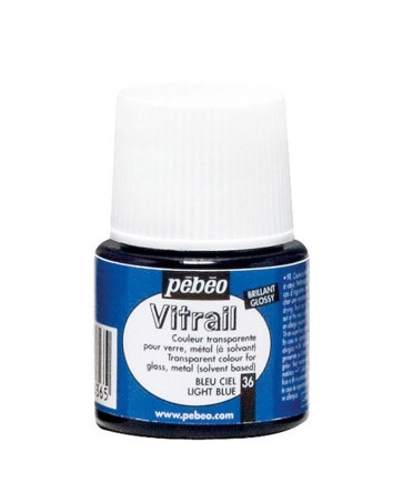 Pintura para cristal Vitrail Pebeo