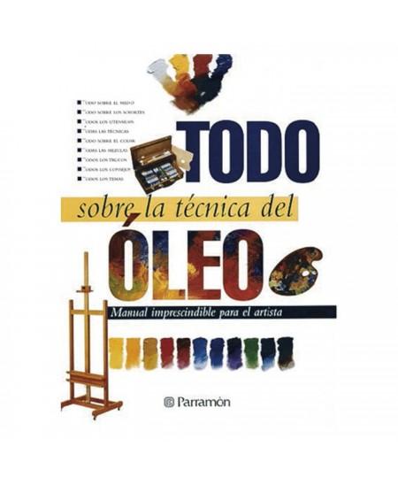 Todo sobre la tecnica Parramon - Oleo