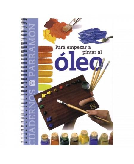 Cuadernos Parramon - Oleo