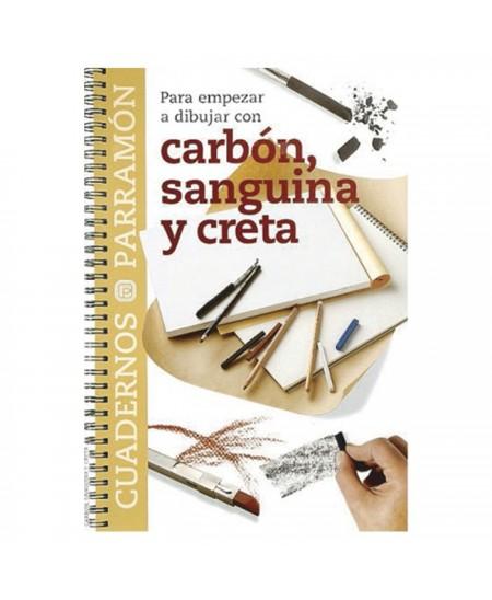 Cuadernos Parramon - Carbón y Sanguina