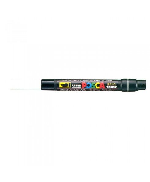 Rotulador PCF-350 Uni Posca punta pincel de 1 a 10 mm