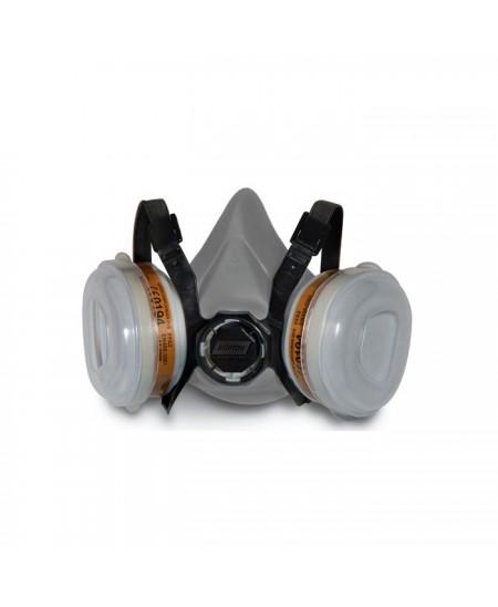 Mascarilla respiratoria Norton de caucho A2P2