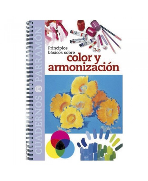 Cuadernos Parramon - Color y Armonización