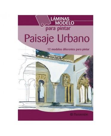 Laminas modelo Parramon - Paisaje Urbano