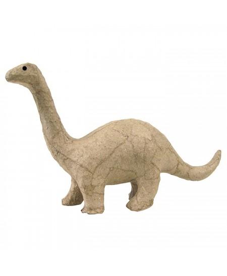 Brontosaurus para decorar 5x10x17 cm