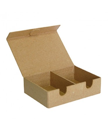 Caja de carton para tarjetas para decorar