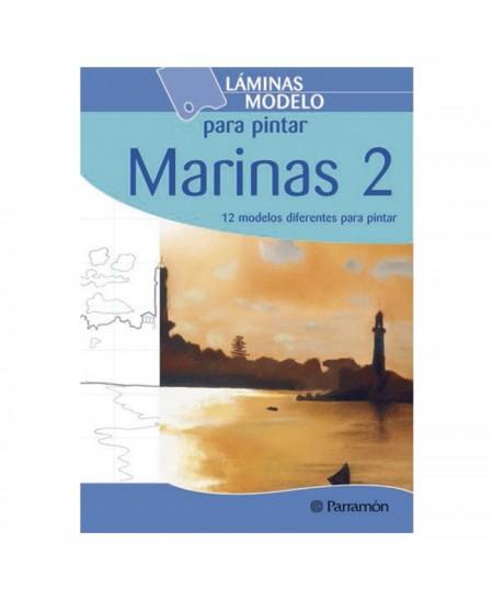 Laminas modelo Parramon - Marinas 2