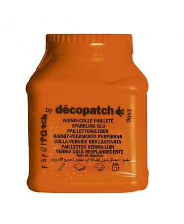 Barniz purpurina Decopatch Paperpatch 150 gr