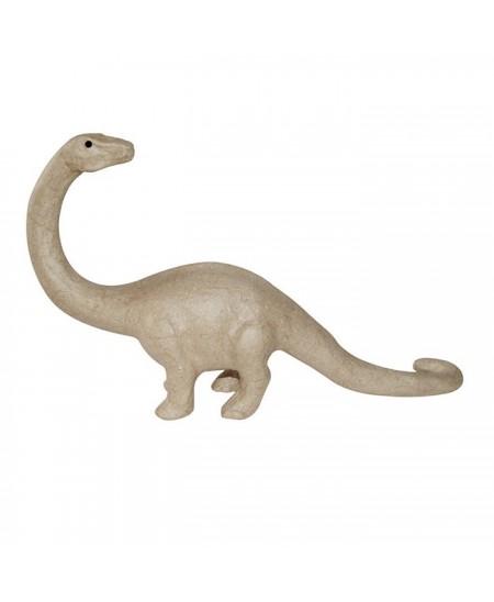 Brontosaurus para decorar 32x7x18 cm