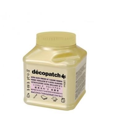 Barniz ultra brillante Decopatch Paperpatch