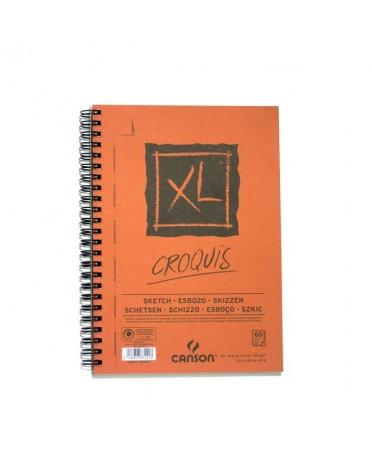 Bloc esbozo XL Canson microperforado A5 - 14.8x21 cm 90 gr.
