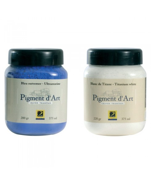 Pigmento Dalbe Artist colores sueltos