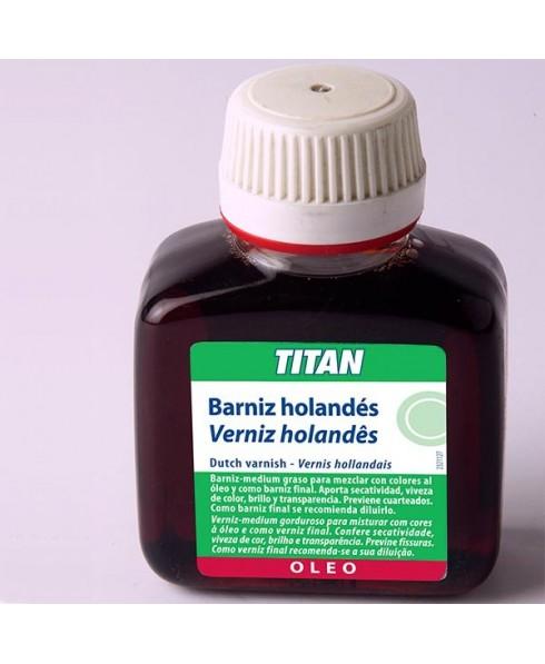 Barniz holandes Titan auxiliar para oleo