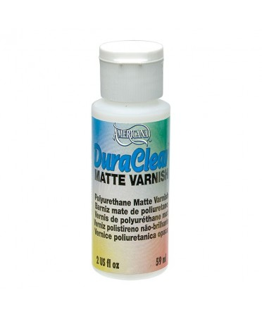 Barniz mate dura-clear Decoart 59 ml