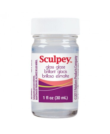 Barniz brillante Sculpey 30 ml