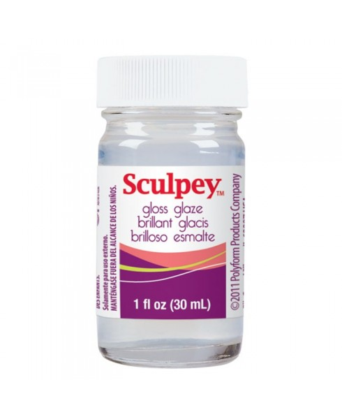 Barniz brillante Sculpey 30 ml
