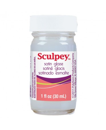 Barniz satinado Sculpey 30 ml