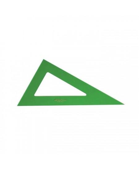 Cartabon verde Faber Castell 28cm