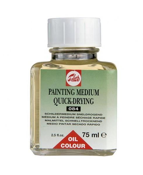 Medio para pintar Talens secado Rapido auxiliar para oleo