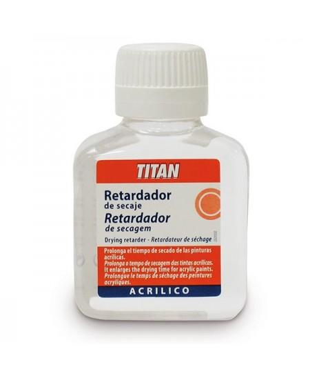 Retardador de secaje Titan auxiliar para acrilico