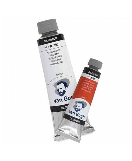 Tubos de oleo Van Gogh colores sueltos