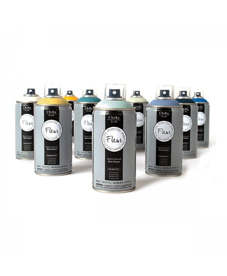 Pintura a la Tiza en Spray Chalky Paint Fleur