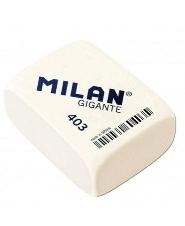 Goma de Borrar Gigante Miga de Pan S403 MILAN