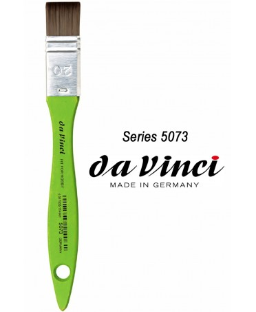 Pincel Paletina Sintética Da Vinci Serie 5073
