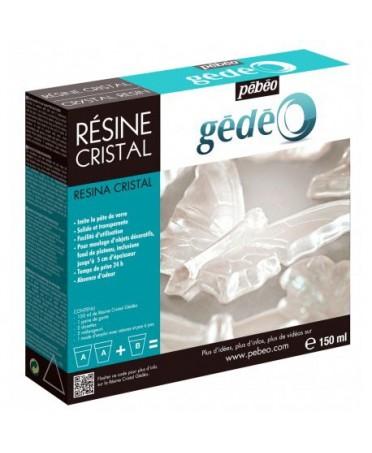 Resina de Cristal PÉBÉO GÉDÉO 150 ml