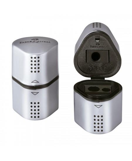 Afilalapiz grip plata Faber Castell