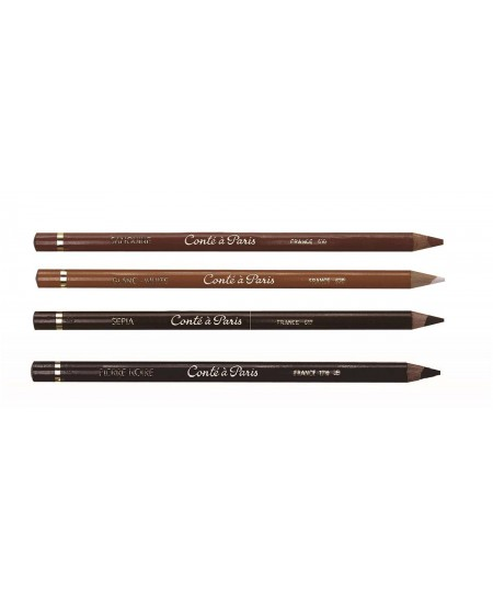 Lápices compuestos de dibujo Contè