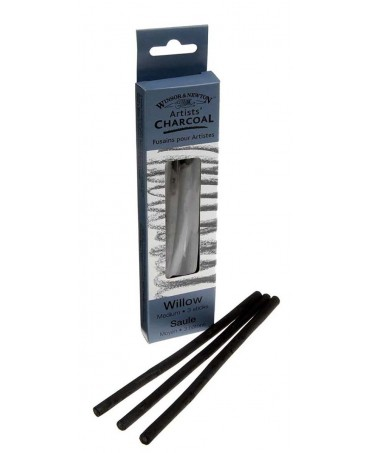 Cajas Carboncillo Willow Charcoal Winsor & Newton