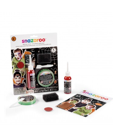 Kit maquillaje efectos Especiales Snazaroo