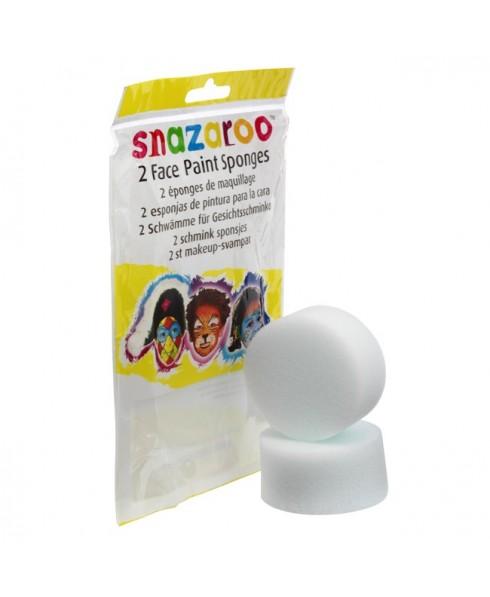 Set 2 esponjas maquillaje Snazaroo