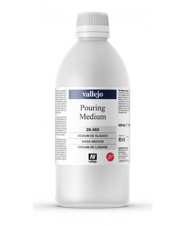 Pouring Medium de alisado 500 ml