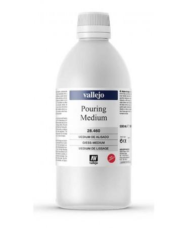 Pouring Medium de alisado 500 ml