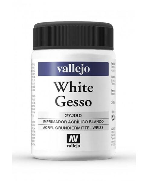 Gesso blanco Vallejo 240 ml