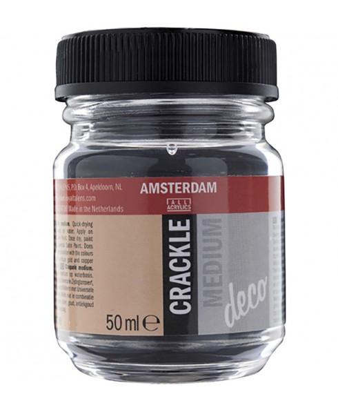 Medium Craquelador Amsterdam 50 ml