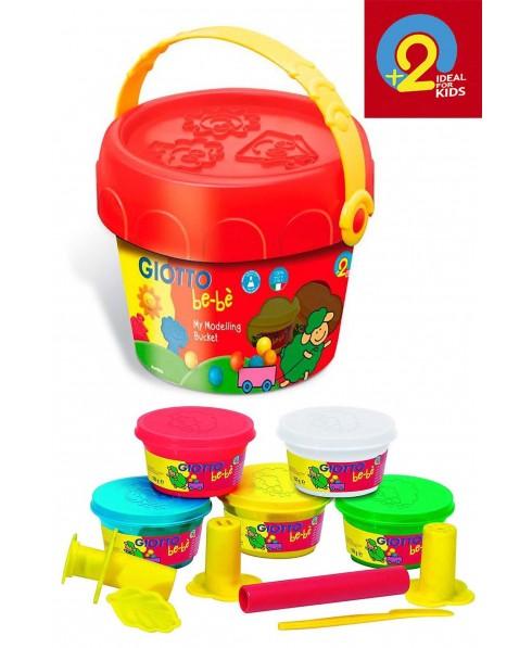 Cofre pasta y accesorios para niños Giotto be-bè