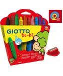 Giotto Bebe Super Ceras 10 Uds.