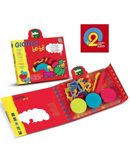 Set Súper Pasta para Jugar con Accesorios para niños Giotto be-bè