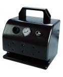 Compresor Compacto para Aerografía y Manómetro DISMOER D-30