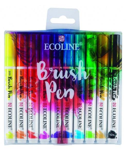 Ecoline Brush Pen Estuche 10